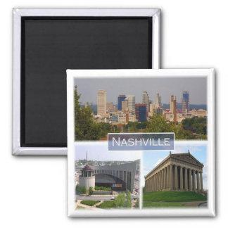 US * U.S.A. - Nashville Tennessee Magnet