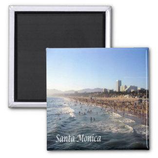US - United States of America - Santa Monica Magnet