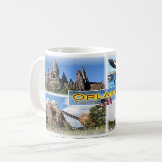 US USA -  Florida - Orlando - Coffee Mug