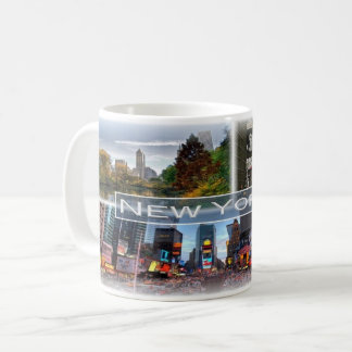US  Usa -  New York - Coffee Mug