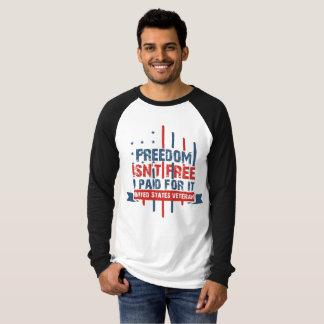 US Veteran - Freedom isn't free T-Shirt