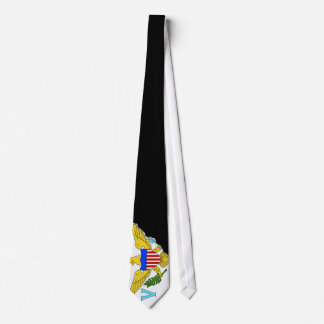 US Virgin Islands flag Tie