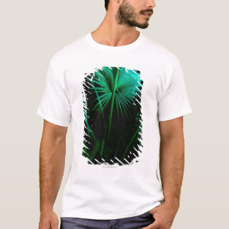 US Virgin Islands, St. Thomas, Tropical leaves 2 T-Shirt