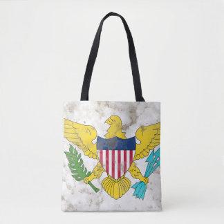 US Virgin Islands Tote Bag