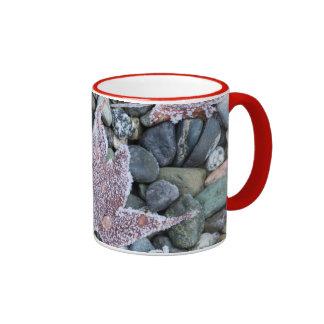 Us, Wa, Bainbridge Island. Early Morning Frost 2 Mugs