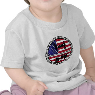 us wounded heroes t shirts