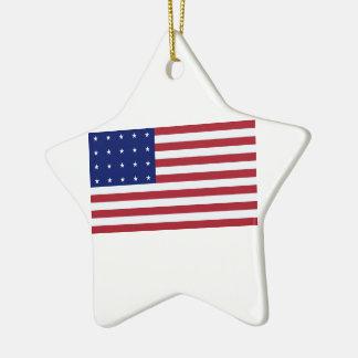 USA20 CERAMIC ORNAMENT