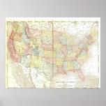 USA: 1913 PRINT