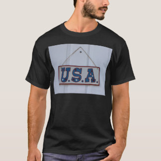 USA 4th of July Hang T-Shirt