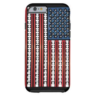 USA Abstract Tough iPhone 6 Case
