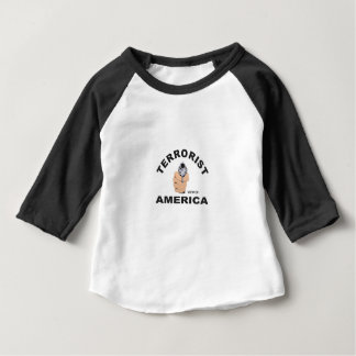 usa aims to kill terrorist baby T-Shirt