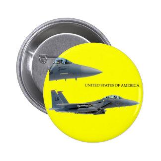 USA AIRCRAFT PIN