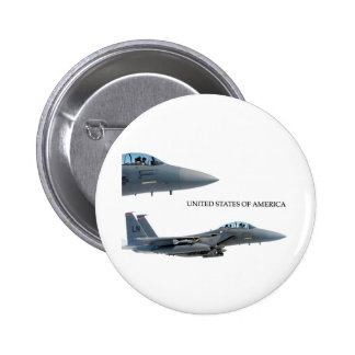 USA AIRCRAFT PINS