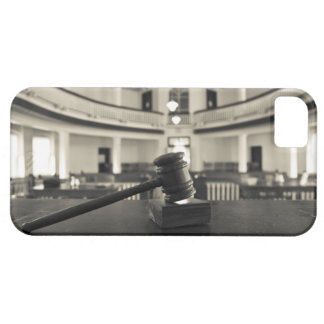 USA, Alabama, Monroeville. Home of writers Barely There iPhone 5 Case