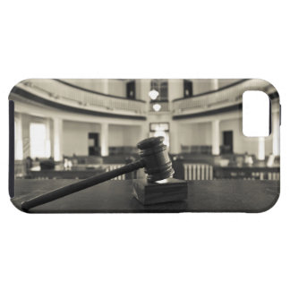 USA, Alabama, Monroeville. Home of writers iPhone 5 Cover