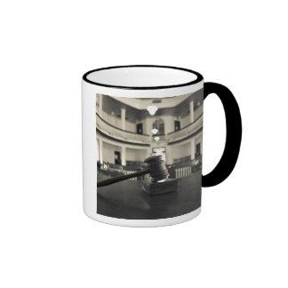 USA, Alabama, Monroeville. Home of writers Coffee Mug