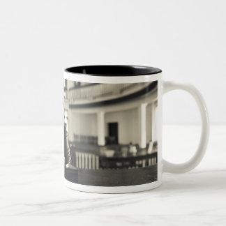 USA, Alabama, Monroeville. Home of writers Coffee Mugs