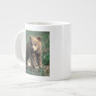 USA, Alaska, Denali National Park, Grizzly Large Coffee Mug