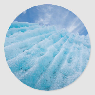 USA, Alaska, Glacier Bay National Park 4 Round Sticker
