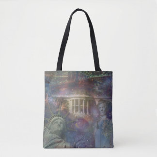 USA - America the Beautiful! Tote Bag