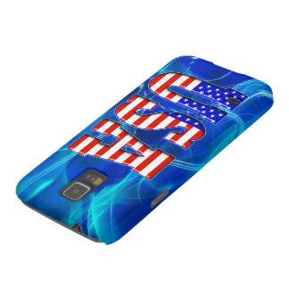 USA AMERICAN FLAG GALAXY S5 COVER