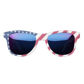 USA American Patriotic Stars Stripes Flag Wayfarer Sunglasses