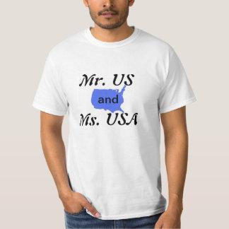usa apparels 3 shirt
