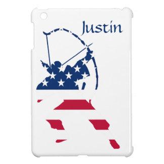 USA Archery American archer flag iPad Mini Case