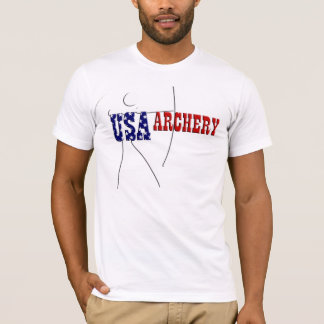 USA Archery Sports T-shirt