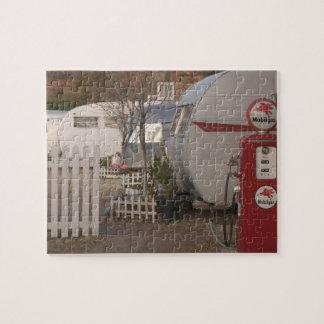USA, Arizona, Bisbee: Shady Dell Motel, All Jigsaw Puzzle