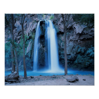 USA, Arizona, Grand Canyon, Havasupai Indian Poster