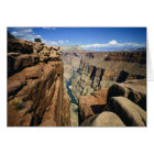 USA, Arizona, Grand Canyon National Park, Card