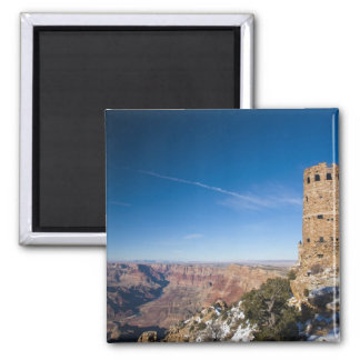 USA, Arizona, Grand Canyon National Park. Desert Square Magnet