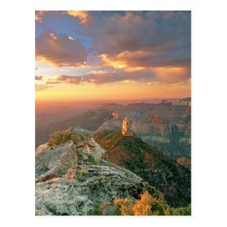 USA, Arizona, Grand Canyon National Park. Point Postcard