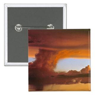 USA Arizona Grand Canyon NP Sunset creates Pinback Button