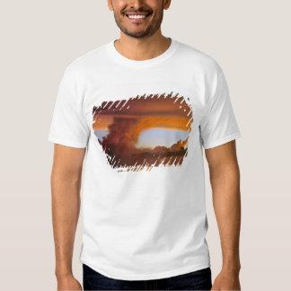 USA, Arizona, Grand Canyon NP. Sunset creates T-shirt