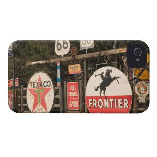 USA, Arizona, Sedona: Antique Advertising Signs Case-Mate iPhone 4 Cases