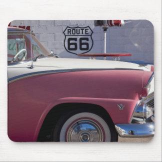 USA, Arizona, Williams. Rt. 66 Town, 1950's Mouse Pad