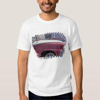 USA, Arizona, Williams. Rt. 66 Town, 1950's Tee Shirt