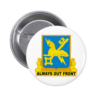 USA Army Military Intelligence Insignia Button