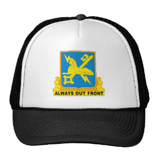 USA Army Military Intelligence Insignia Hat