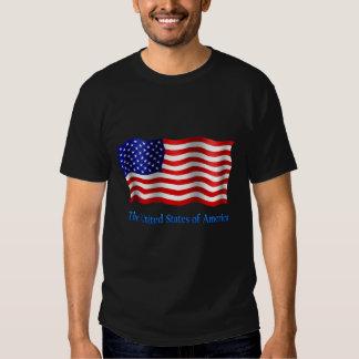 USA - Basic Dark T-Shirt
