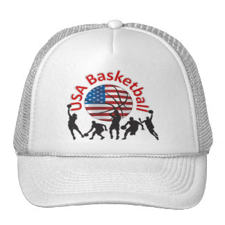 USA Basketball Cap