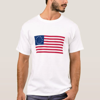 USA Betsy Ross Flag T-Shirt