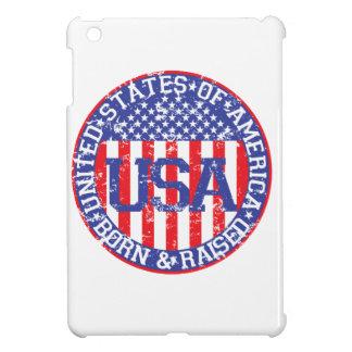 USA Born and Raised iPad Mini Covers