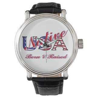 USA Born and Raised Native Watches