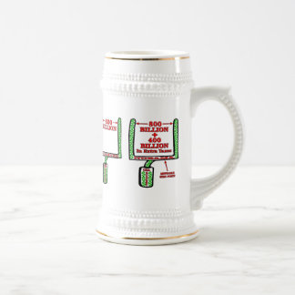 USA Budget 2011 Beer Steins