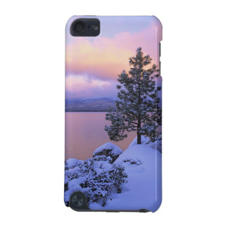 USA, California. A winter day at Lake Tahoe. iPod Touch (5th Generation) Covers