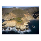 USA. California. Big Sur. Bixby Bridge Postcard