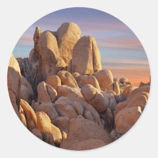 USA, California, Joshua Tree National Park Stickers